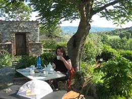 Roz in Umbria